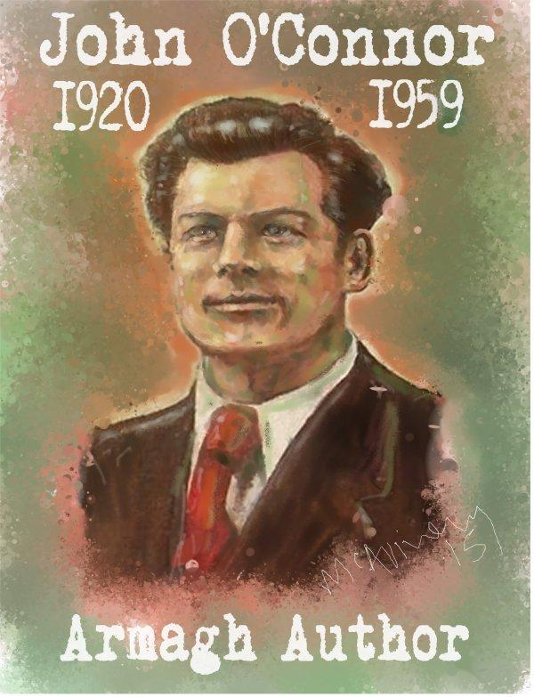 JOHN O' CONNOR Armagh Author