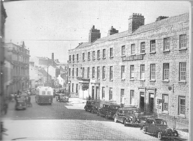 the seven houses armagh